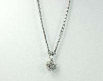 Kette Diamond Heart